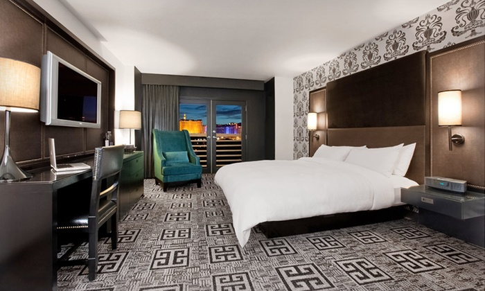 null - Bakersfield: Stay with Dining Credit at Hard Rock Hotel & Casino Las Vegas, with Dates Available into December