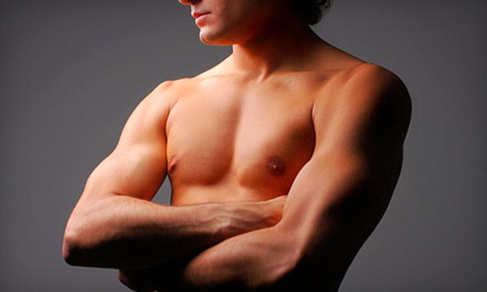 Waxing 4 Men - San Francisco: $45 for a Men's Brazilian Wax with Trimming at Waxing 4 Men ($95 Value)