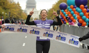 National Race to End Women's Cancer: $29 for One Entry to the 2015 National Race to End Women's Cancer on Sunday, November 8 ($45 Value)