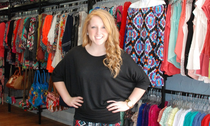 All About Me! Boutique - Downtown New Braunfels: Women's Clothing and Accessories at All About Me Boutique (55% Off)