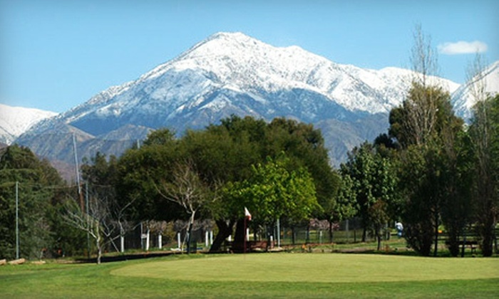 Claremont Golf Course - Claremont: Nine-Hole Round of Golf for One, Two, or Four or Two Buckets of Range Balls at Claremont Golf Course (Up to 56% Off)
