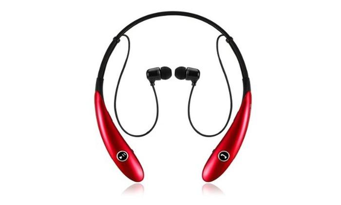 1a8112f0cfb Bytech Bluetooth Headphones | Groupon Goods