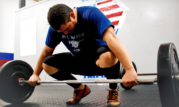 CrossFit Triple D - Port St. Lucie: One, Two, or Three Months of Unlimited CrossFit Classes at CrossFit Triple D (Up to 83% Off)