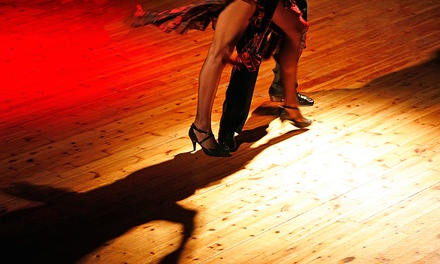 $19 for Five Adult Ballroom, Salsa, Swing, or Latin Dance Classes at Pittsburgh Dance Center ($50 Value)