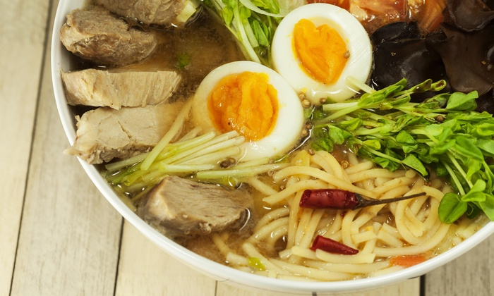 iNoodles Japanese Ramen - New York: Up to 47% Off Japanese Ramen at iNoodles Japanese Ramen