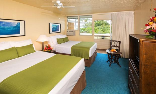 Hilo Seaside Hotel Hawaii Hotel W Room Upgrade Groupon Getaways