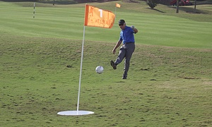 Remington Golf Club: Nine Holes of Footgolf for One or Two People at Remington Golf Club (Up to 48% Off)