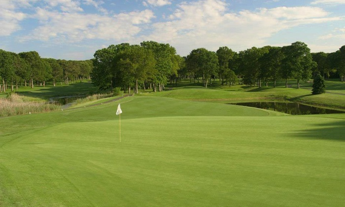 Spring Lake Golf Club - Middle Island: $68 for a Nine-Hole Golf Outing for Two with Lunch and Drinks at Spring Lake Golf Club (Up to $110 Value)