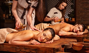 Ananda Ayurvedic Spa: 60-Minute Four-Hand Indian Massage or Couple Massage and Spa Packages at Ananda Ayurvedic Spa (Up to 53% Off)