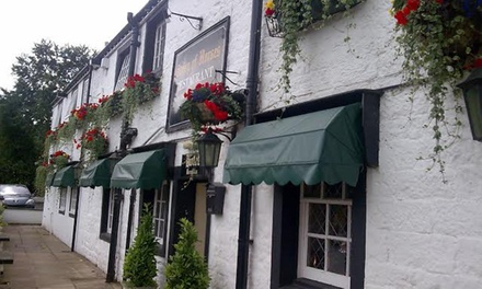 Cumbria: 2 to 3 Nights for Two with Breakfast at the 4* String Of Horses Inn