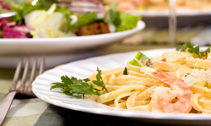 Little Venetian - Roseville: Italian Food for Two or Four at Little Venetian (Up to 50% Off)