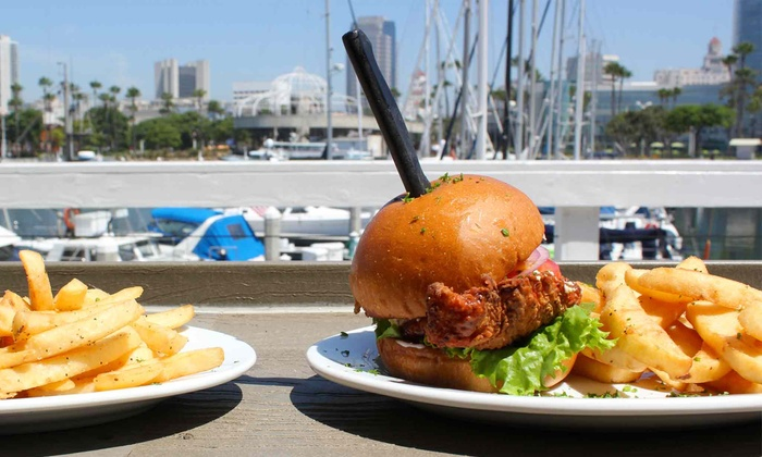 Shenanigans Irish Pub & Grille - Downtown Long Beach: Lunch or Dinner Monday–Thursday or Friday–Sunday at Shenanigans Irish Pub & Grille (Up to Half Off)