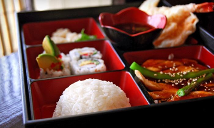 Chef Ben Sushi & Asian Express - Goodyear: $10 for $20 Worth of Sushi at Chef Ben Sushi & Asian Express
