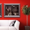Up to 77% Off a Cityscape Art Print