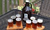Cellar Brewing Company - Sparta: Craft-Beer Package for Two or Four at Cellar Brewing Company (Up to 53% Off)