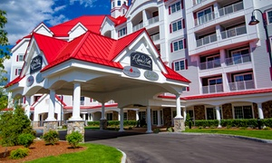 White Mountains Resort with Winery and Spa at RiverWalk Resort at Loon Mountain, plus 6.0% Cash Back from Ebates.