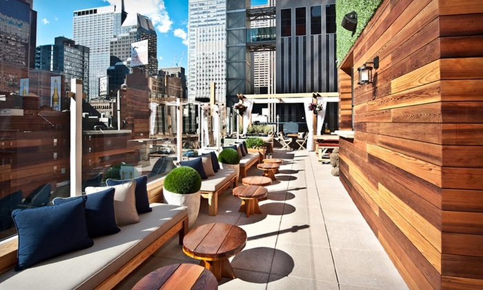 null - New York City: Stay at Sanctuary Hotel New York