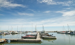 Stay With Dining Package At Ramada Jordan Beacon Harbourside Hotel & Suites In Jordan Station, On. Dates Into November.
