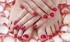Nail Closet - Pasadena: Five Spa Manicures and Pedicures from Nail Closet (49% Off)