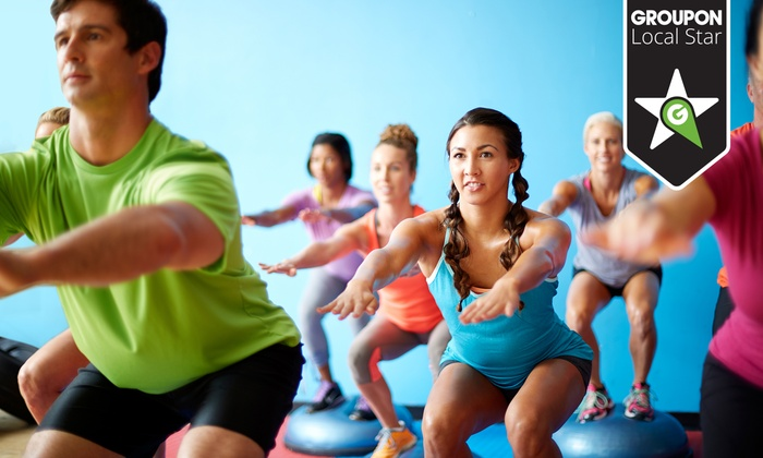 Summit Fitness - Covina: Boot Camp at Summit Fitness (Up to 78% Off). Three Options Available.