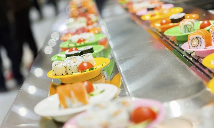 Running Sushi Ayce für Zwei - Pho 58 | Groupon