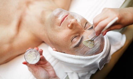 75Minute Men's Facial with Facial Massage at Lulubbeauty