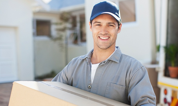 Poseidon Moving - Boston: $100 Worth of Moving Services (51% Off)