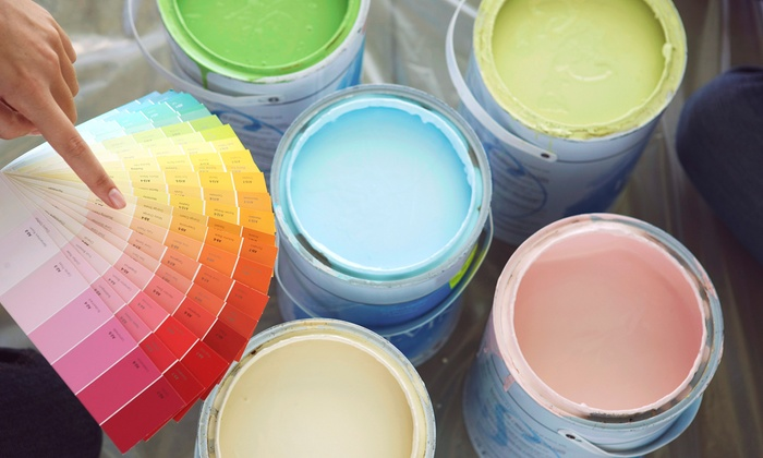 Mister House Painter - Barrie: $59 for Painting for One Room of Up to 100 Square Feet from Mister House Painter ($150 Value)