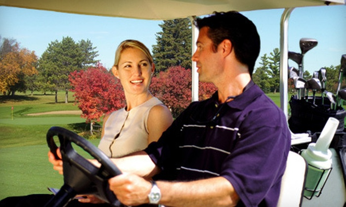 Faribault Golf Club - Faribault: $49 for an 18-Hole Round of Golf for Two Including Cart at Faribault Golf Club ($98 Value)