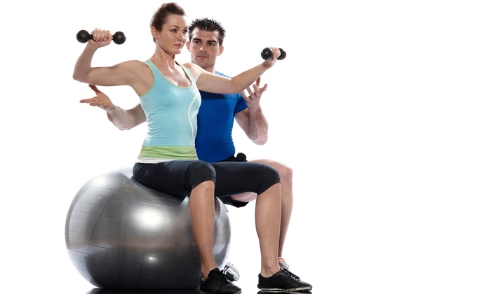 Synergy Fit - North Jersey: 10 Individual or Buddy Personal-Training Sessions at Synergy Fit (Up to 64% Off)
