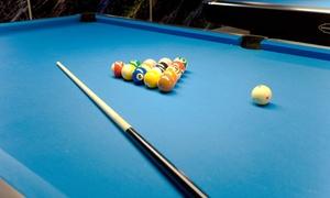 Szybka Bila Dariusz Kapica: 1 godzina gry w Bilarda i 2 Kufle Piwa (18zł) lub 2 Godziny gry w Bilarda i 4 Kufle Piwa (35zł)w Szybkiej Bili Sport Pub