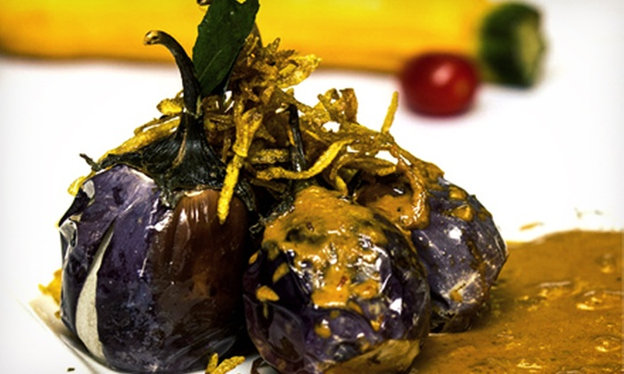 An Indian Affair - Willowbrook: Indian Meal for Two or Four at An Indian Affair (Up to 51% Off)