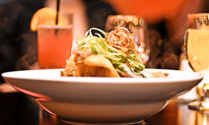 4th Street Grill & Lounge - Renton: $20 for $35 Worth of Asian-American Fusion Cuisine at 4th Street Grill & Lounge