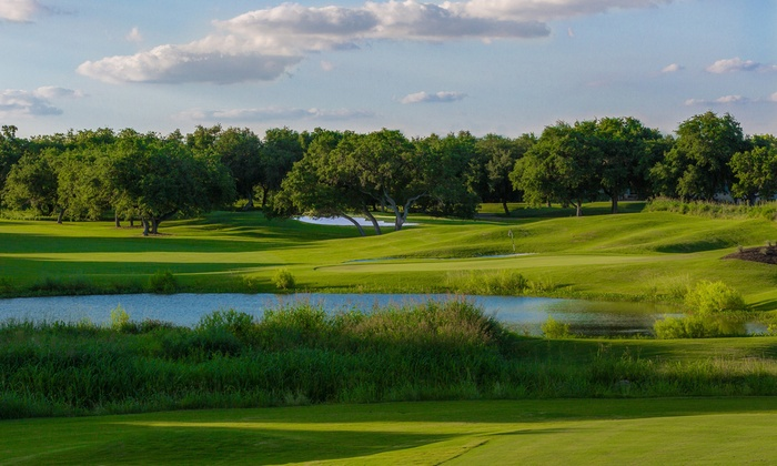 Hyatt Hill Country Golf Club - Far West Side: 18 Holes of Golf with Cart and Range Balls for One, Two, or Four at Hyatt Hill Country Golf Club (Up to 45% Off)