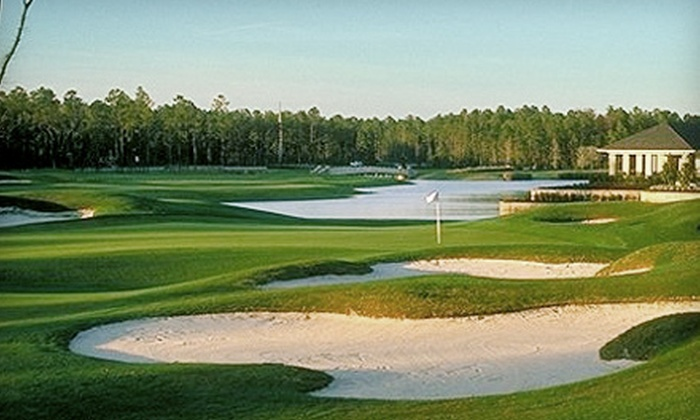 St. John's Golf & Country Club - Saint Augustine: Get Golf Ready or Golf Fore Women Lesson Package with 10 Buckets of Range Balls at St. Johns Golf & Country Club (55% Off)