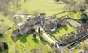 Lympne Castle Cottages - Lympne Castle Cottages: Kent: Two-Night Self-Catering Cottage Stay for Four or Six People at Lympne Castle Cottages