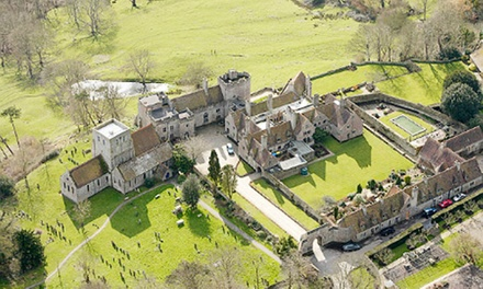 Kent: TwoNight SelfCatering Cottage Stay for Four or Six People at Lympne Castle Cottages