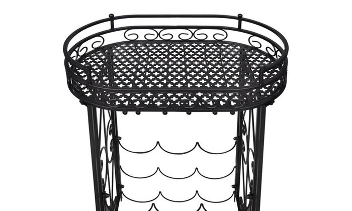 porte bouteilles de vin groupon shopping. Black Bedroom Furniture Sets. Home Design Ideas