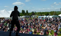 Tickets for Two Adults or a Family of Four to Asparafest, Ashdown Farm, 4 - 5 June (Up to 50% Off*)