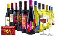 GROUPON: Up to 78% Premium Wine Delivery and Gift Card  Heartwood & Oak Wine Merchants