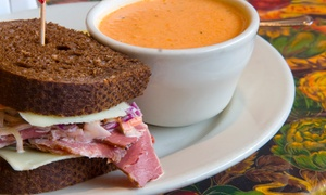 Farmington Deli: $10 for Two $10 Vouchers for Carryout Sandwiches and Salads at Farmington Deli ($20 Value)