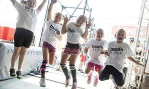 CrossFit HighGear: $5 for $20 Worth of CrossFit — Crossfit Highgear