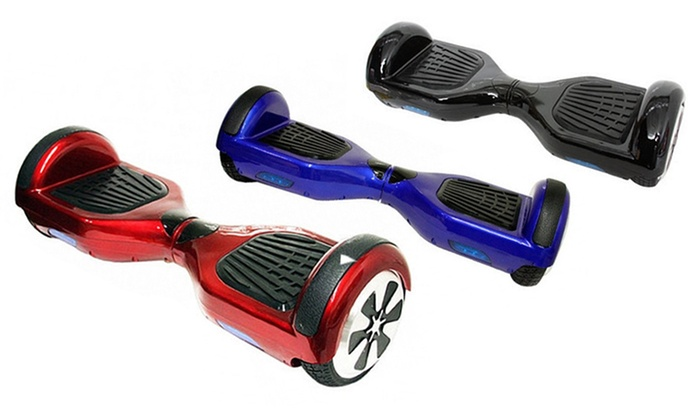 HamGo: $299 for a Two-Wheeled Hoverboard from HamGo ($399.95 Value)