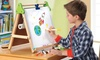 Discovery Kids 3-in-1 Tabletop Easel: Discovery Kids 3-in-1 Tabletop Easel
