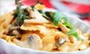 DiBenedetto Trattoria - Hoffman Estates: Italian Food for Dinner for Two or Four or Italian Food for Lunch at DiBenedetto Trattoria (Up to 53% Off)