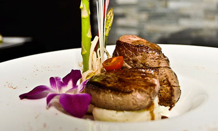 Sakura Garden - Glastonbury Center: $18 for $35 Worth of Upscale Japanese Dinner Cuisine and Drinks at Sakura Garden