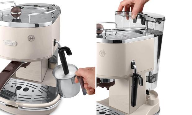 Electric Coffee Maker Jug : De Longhi Kitchen Appliances