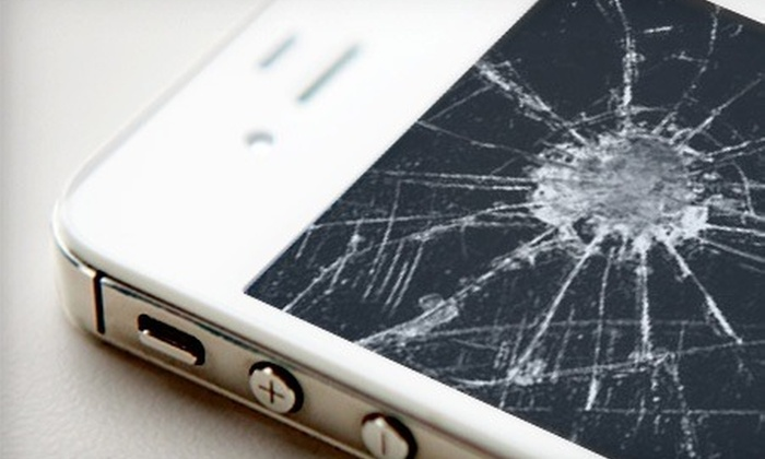 Cell City - Cell City: iPhone Screen Repair: 4/4S (£29) or 5 (£69) at Cell City, Manchester Piccadilly