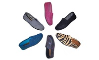 GROUPON: Dawgs Kaymann Women's Slip-On Flats Dawgs Kaymann Women's Slip-On Flats