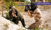 Paintball Central - Multiple Locations: Low Impact Paintball Package for Two, Four, or Six at Paintball Central (Up to 51% Off)